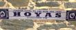 Large Hoyas Scarf
